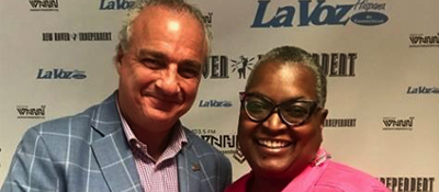 Family ReEntry Executive Director Jeff Grant talks about the state of Connecticut criminal justice with Babz Rawls Ivy on her radio show