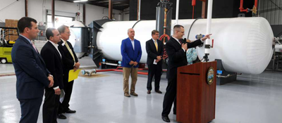 Bridgeport welcomes latest business in Eco-Technology Park