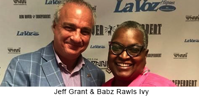Criminal Justice Insider Radio with Babz Rawls Ivy and Jeff Grant. Starting Weds, Oct. 4th