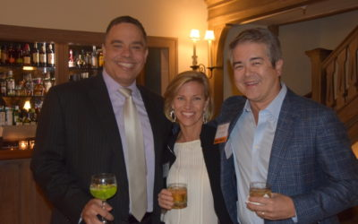 Family ReEntry Cocktail Party at the Field Club of Greenwich, March 1, 2018