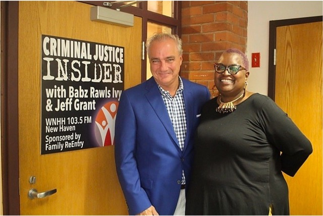 Criminal Justice Insider with Babz Rawls Ivy & Jeff Grant, Fri., April 6, 2018 with Guest Brent Peterkin, CT Statewide Coordinator for Project Longevity